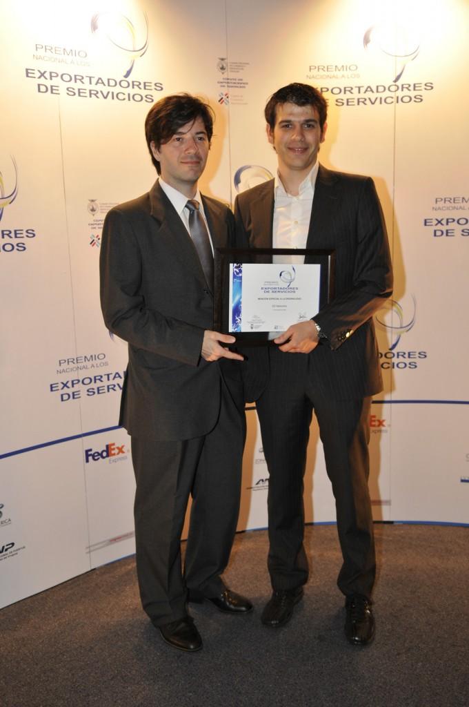 Premio de Cámara Nacional de Comercio y Servicios