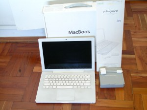 Vendo MacBook Blanco Intel Core 2 Duo 2.16 GHz